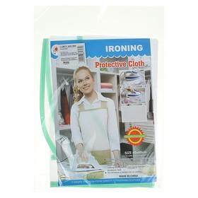 Сетка для глажения 40×60см, цвет МИКС - фото 4636415