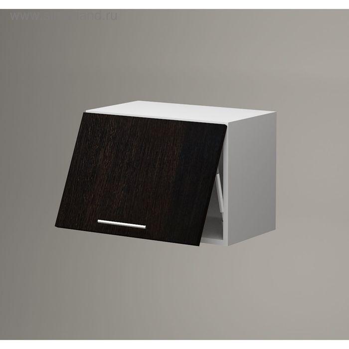 Шкаф навесной 360*500*300 фасад Венге