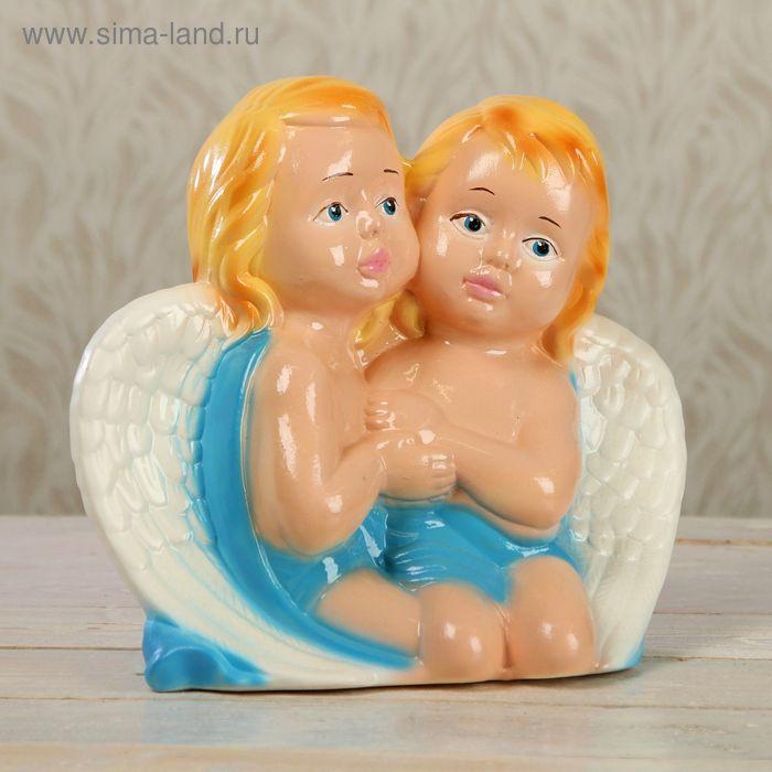 "Статуэтка ""Ангелочки"" глянец"