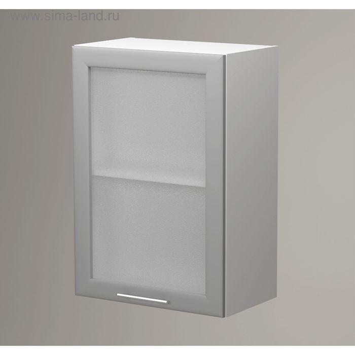 Шкаф навесной 720*500*300 Рамка Серая