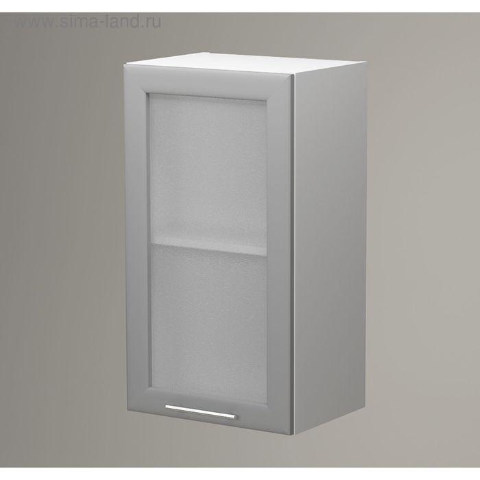 Шкаф навесной 720*400*300 Рамка Серая