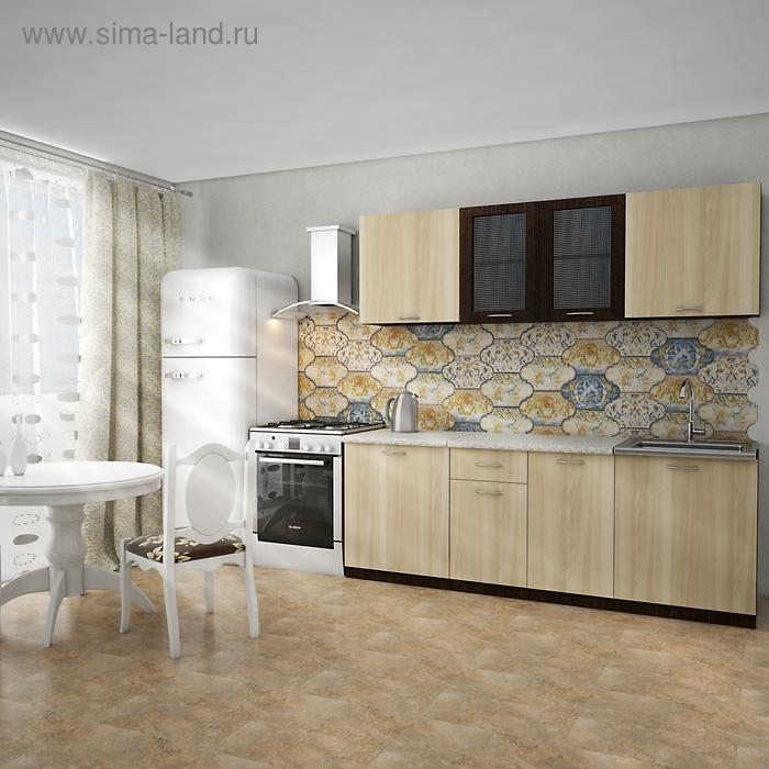 Кухонный гарнитур Мокко 1800