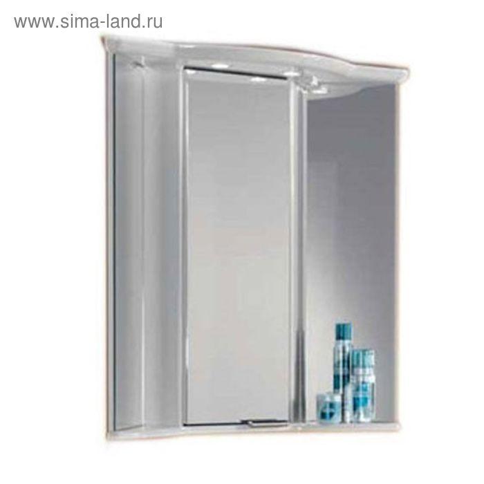 Зеркало со шкафом Акватон Альтаир 62 угловое 850*620*620