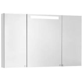 Зеркало со шкафом «Мадрид 120», со светильником