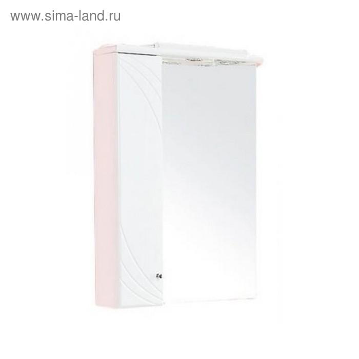 Зеркало со шкафом Акватон Пинта М левое 798*586*160