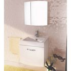 """Тумба-комплект Comforty """"Лаура-60-1"""", подвесная, 52х61х47 см, с раковиной, цвет белый"""