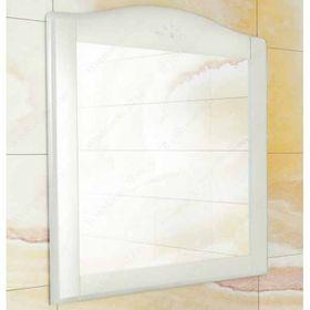 Зеркало для ванной «Монако-80», белое