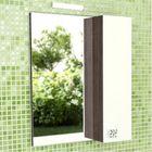 """Зеркало-шкаф для ванной """"Рио-60"""" 70 х 59,6 х 14,6 см, дуб солсбери"""