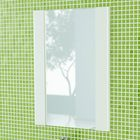 """Зеркало для ванной """"Флоренция-60"""", 70 х 60 х 2,2 см, белое"""
