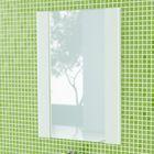 """Зеркало для ванной """"Флоренция-70"""", 80 х 70 х 2,2 см, белое"""
