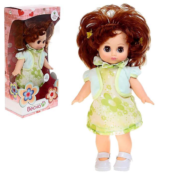 """Кукла """"Настя 8"""" со звуковым устройством, 30 см"""