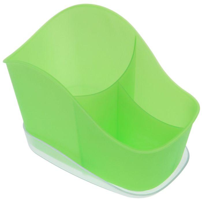 Сушилка для столовых приборов Teо, цвет киви