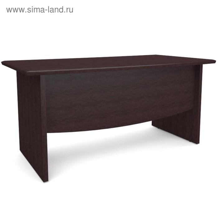 Стол для руководителя 1600х850х750 Венге