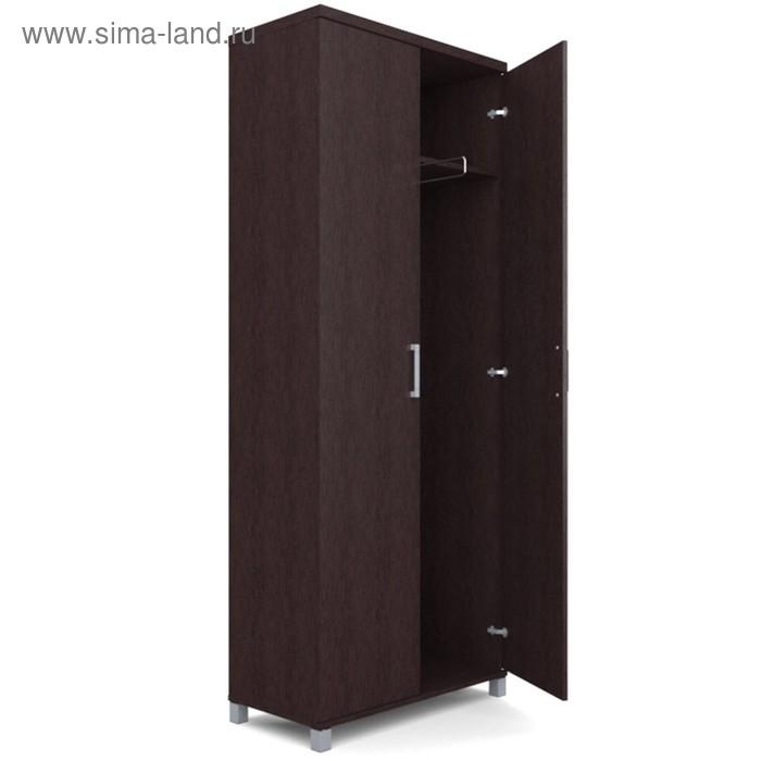 Шкаф для одежды 800х400х2000 Венге