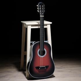 Акустическая гитара 6-струнная, мензура 650 мм