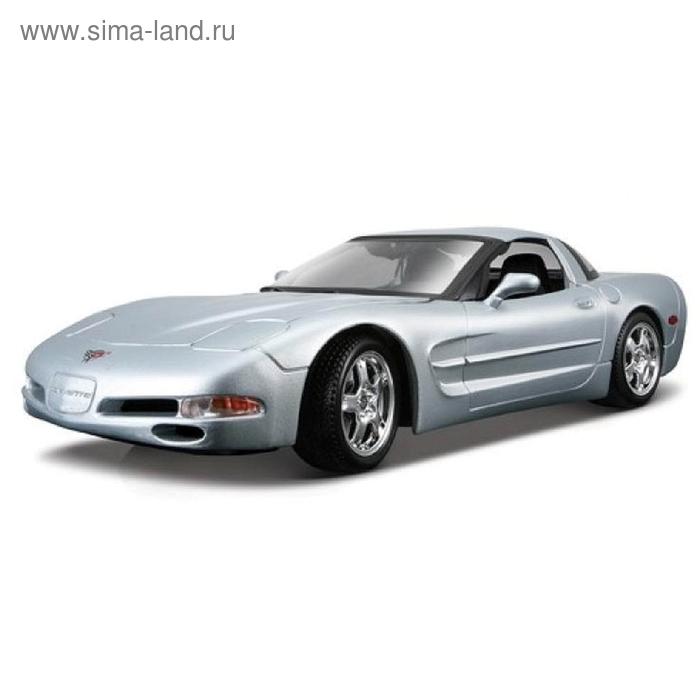 Коллекционная машинка Chevrolet Corvette, масштаб 1:18