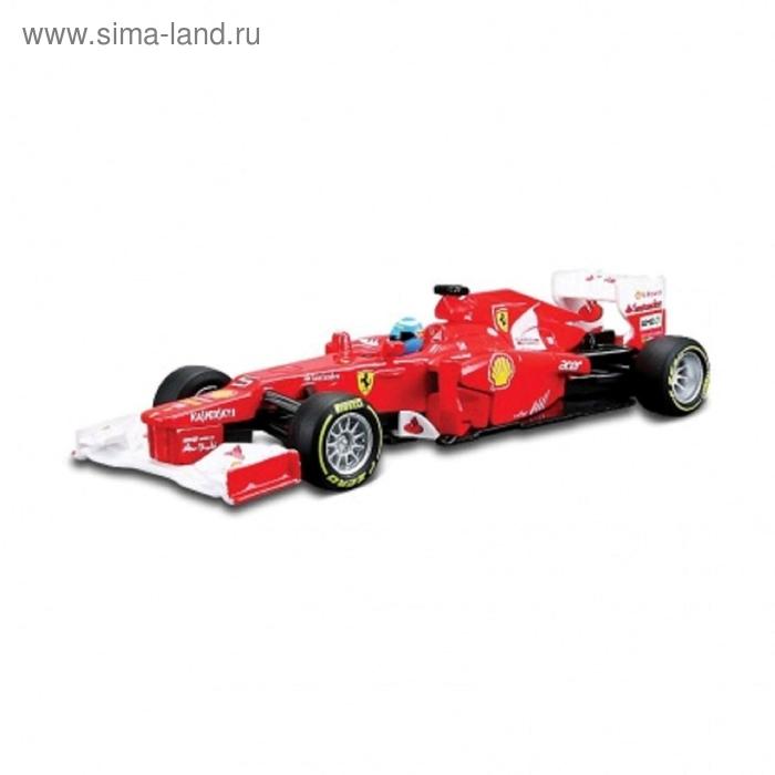Машинка с ИК-пультом формула-1, масштаб 1:32