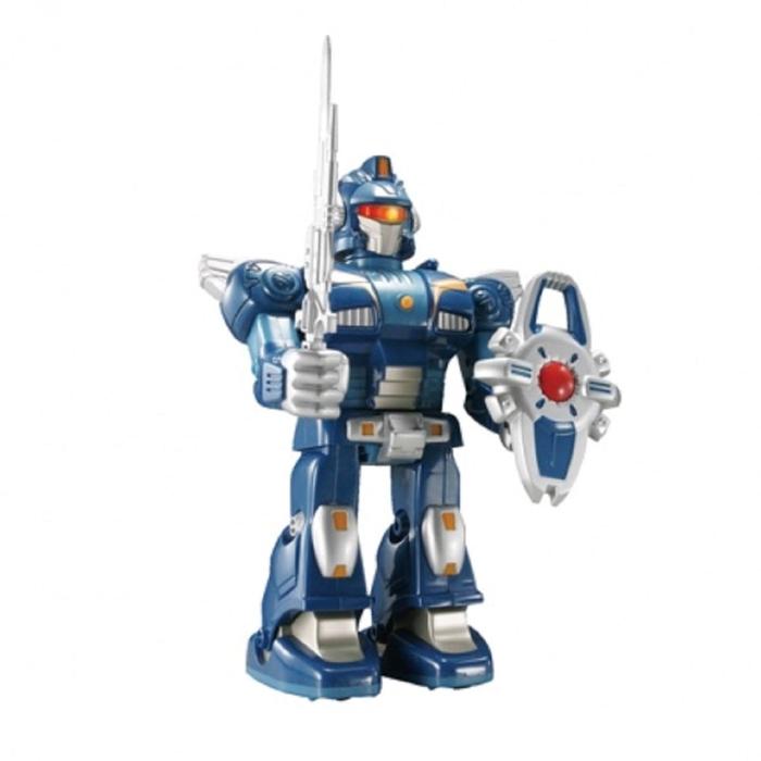 Робот-воин (синий) 3569T