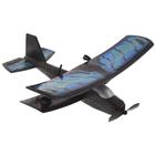 Радиоуправляемый классический самолёт, цвет МИКС