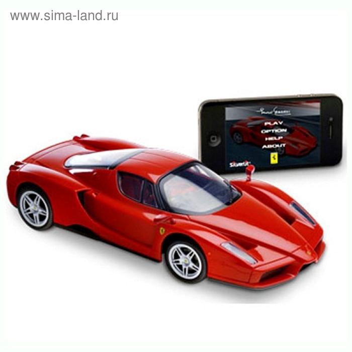 Машина Ferrari Enzo, с управлением от iPhone/iPad/iPod через Bluetooth, масштаб 1:16