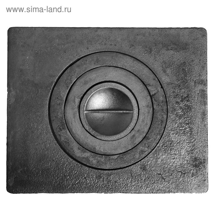 Плита П-1-3 одноконфорочная малая Балезено 340х410 мм