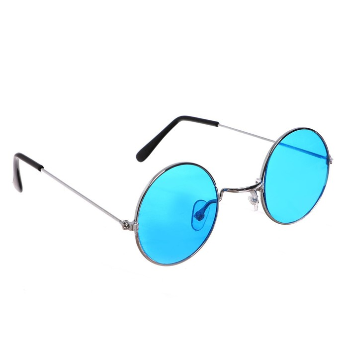 Carnival glasses Round, MIX colors