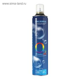 Кислородный баллончик Air-Active с эфирным маслом хвои, без маски, 17 л