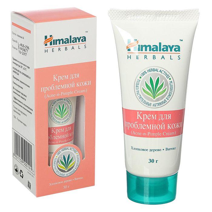 Крем для проблемной кожи Himalaya Herbals, 30 гр - фото 1648667