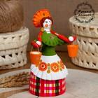 сувенирные игрушки из глины