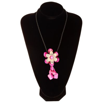 "Necklace ""Pink"""