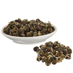 """Чай """"Жасминовый зелёный"""", высший сорт, осенний сбор, 50 г"""