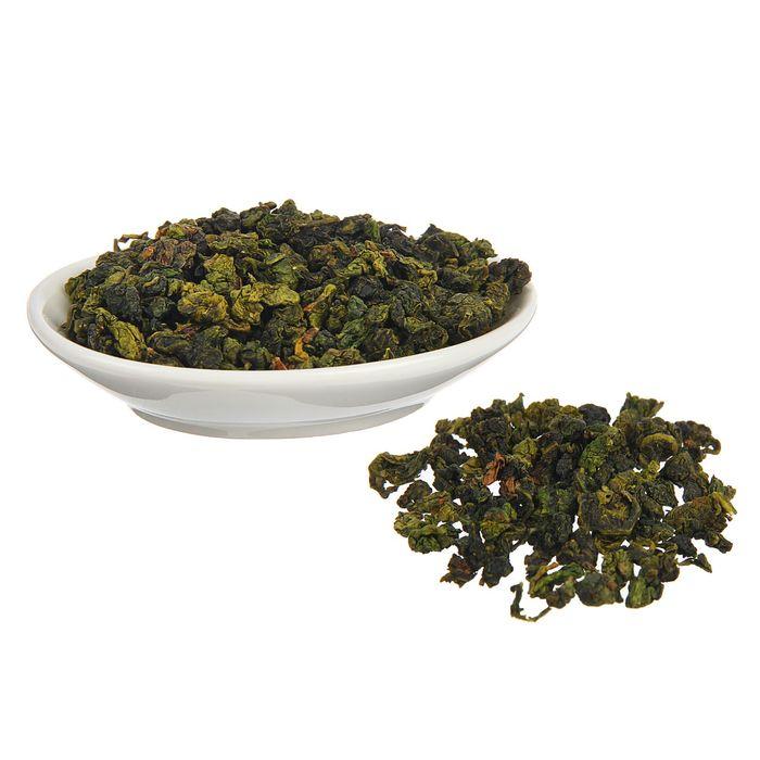 """Чай улун """"Те Гуань Инь"""", III сорт, осенний сбор, 50 г"""