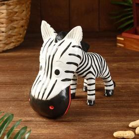 "Souvenir ""Zebra tadpole"""