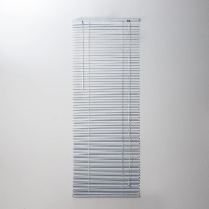 Жалюзи горизонтальные 60х160 см, цвет белый