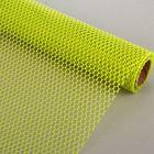 """Сетка для цветов """"Соты"""", зелёный, 48 см х 4,5 м"""