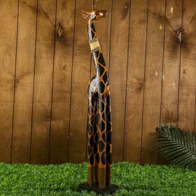 "Souvenir ""Giraffe clove"", 80 cm"
