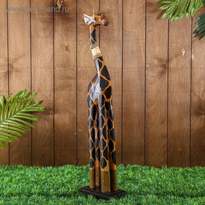 """Сувенир """"Жираф с длиной шеей"""""""