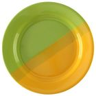 зелено-желтый