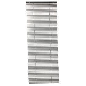 Жалюзи горизонтальные, 60×160 см, цвет металлик