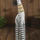 """Сувенир """"Зебра модель"""", 60 см - фото 889313"""