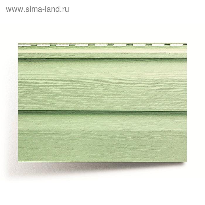Панель виниловая Т-01, салатовый 3,66м