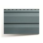 Панель виниловая Т-01, серо-голубой 3,66м