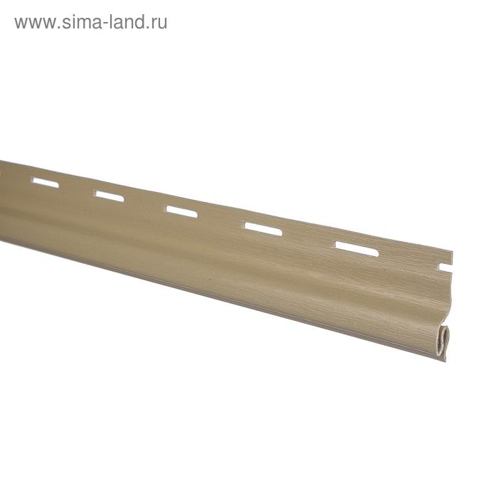 Планка начальная Т-11, белый 3,66м