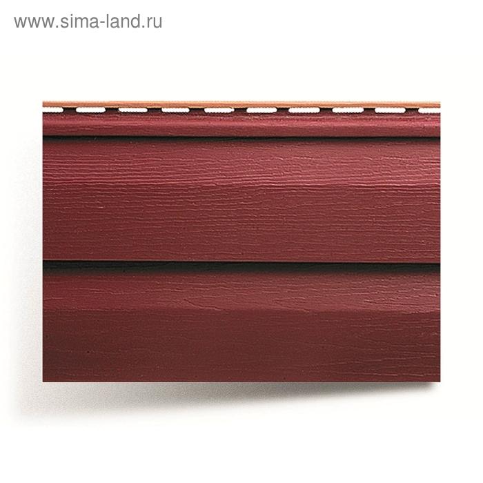 Панель акриловая Т-01, красный 3,66м