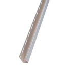 """Планка Т-15 """"J-trim"""", серебро 3,66м"""