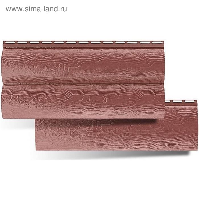 Панель акриловая BH-01, красно-коричневый 3,1х0,2м
