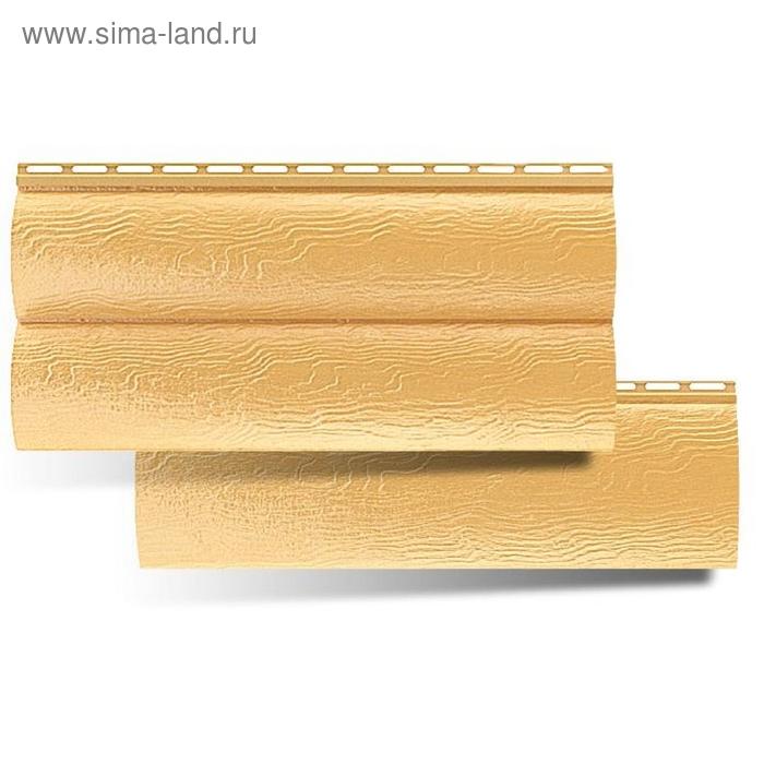 Панель виниловая BH-02, золото 3,1х0,32м