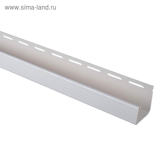 """Планка Т-15 """"J-trim ВН"""", золото 3,66м"""