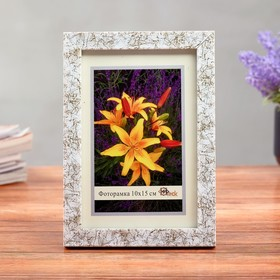 """Frame 10x15 cm """"Pattern on white"""""""