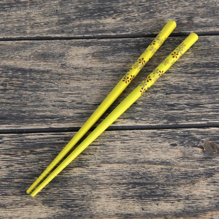 Палочки для суши на 1 персону 23 см, в ассортименте, рисунок МИКС